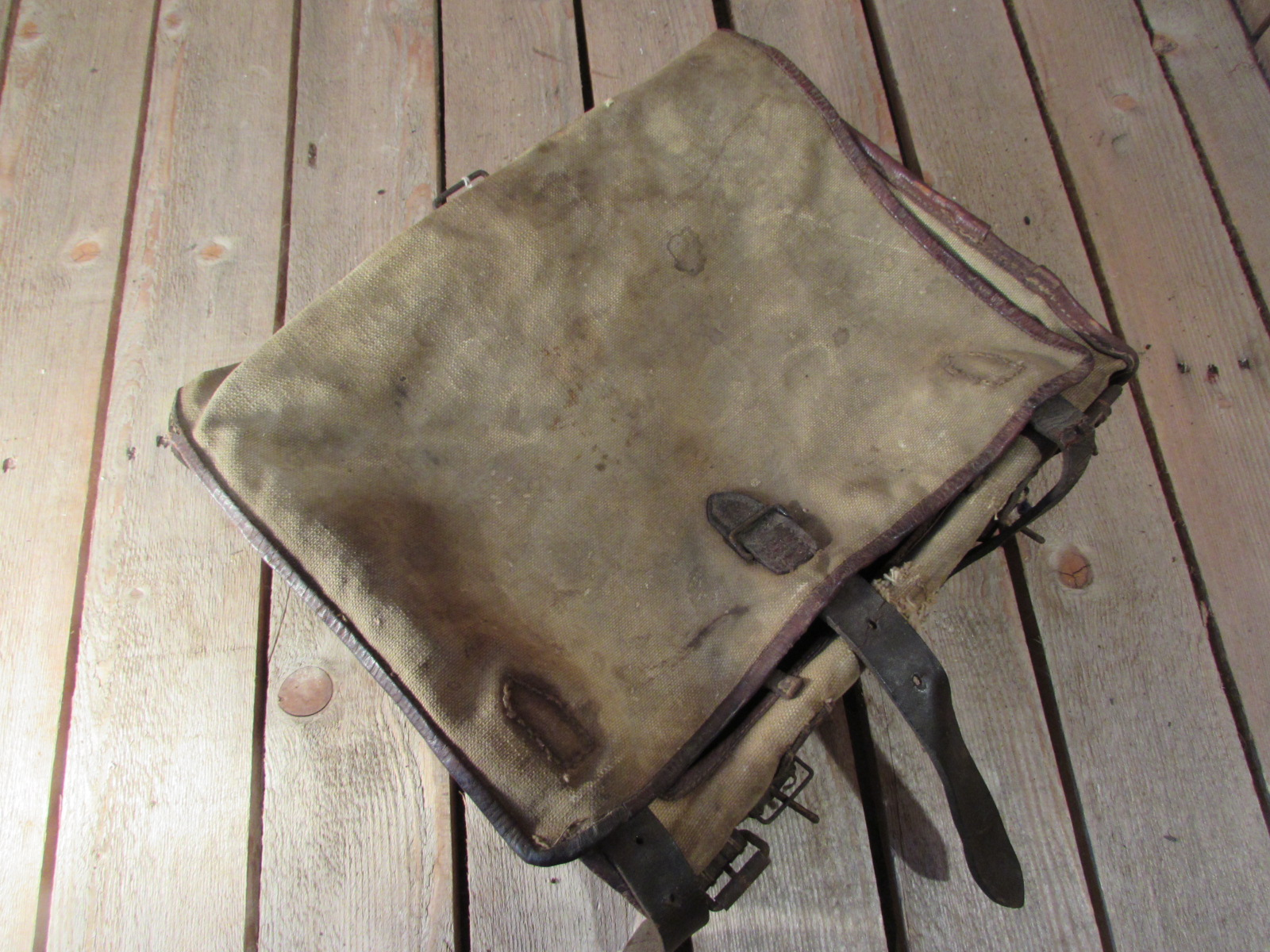 M1893 WW1 French army backpack