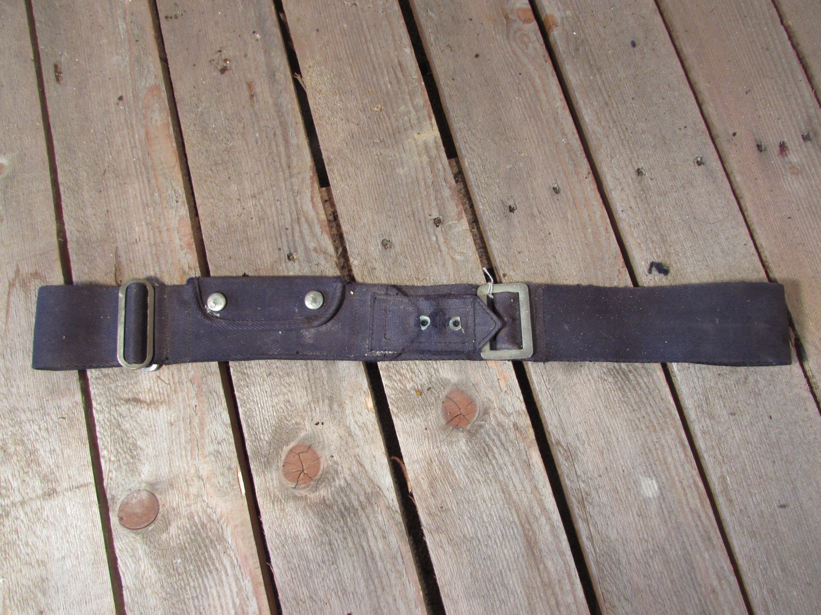 WW2 W.R.N.S. Blue belt