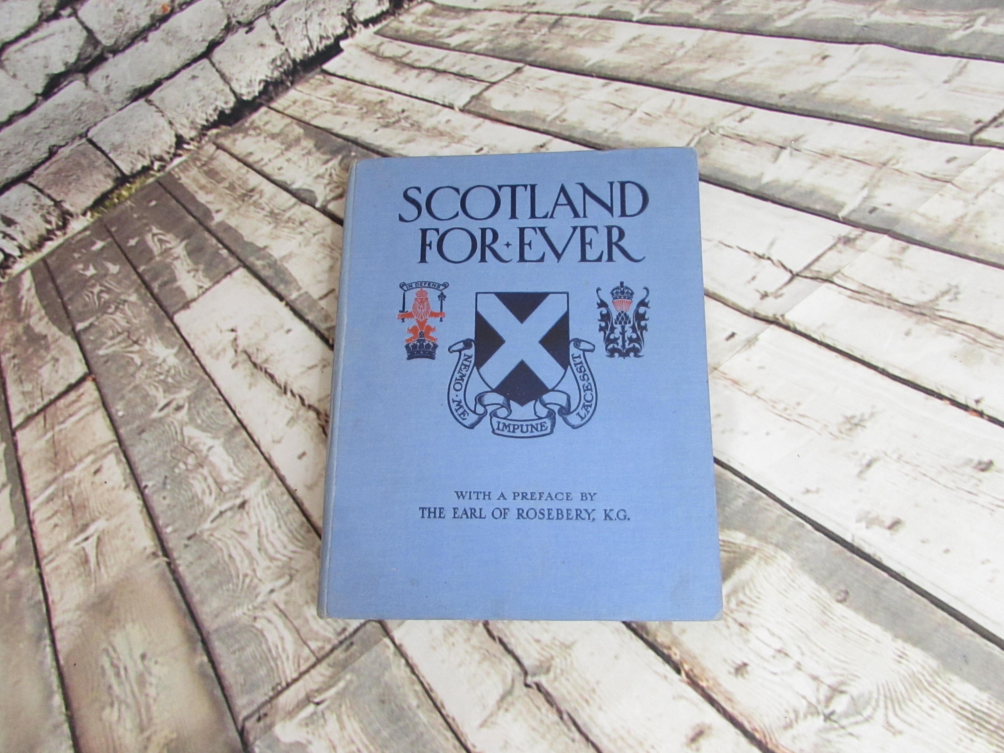 Scotland forever book 1