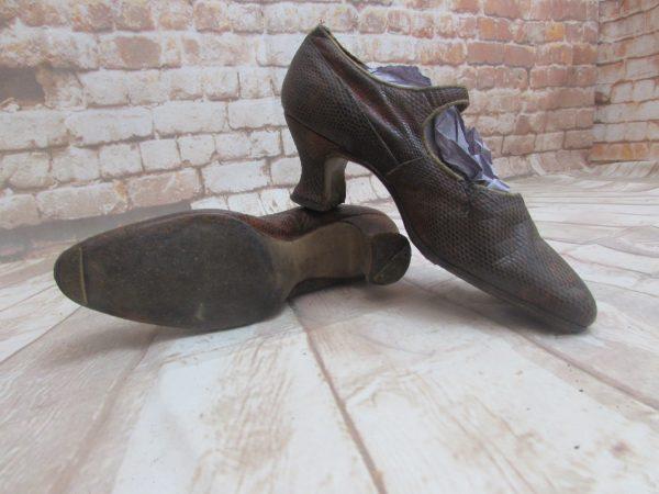 1940's Ladies Shoes