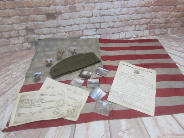WW1 US soldiers collection