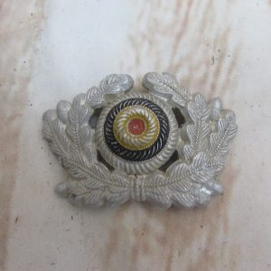 German Officer's Cap badge