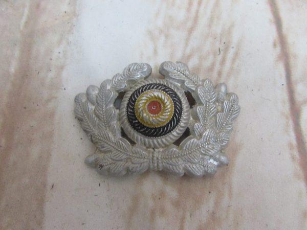 German Officer's Cap badge
