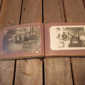 GERMAN PHOTO ALBUM