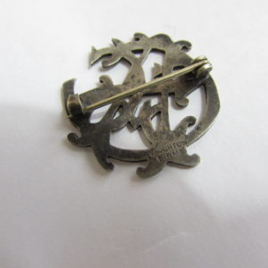 ARMY BROOCH