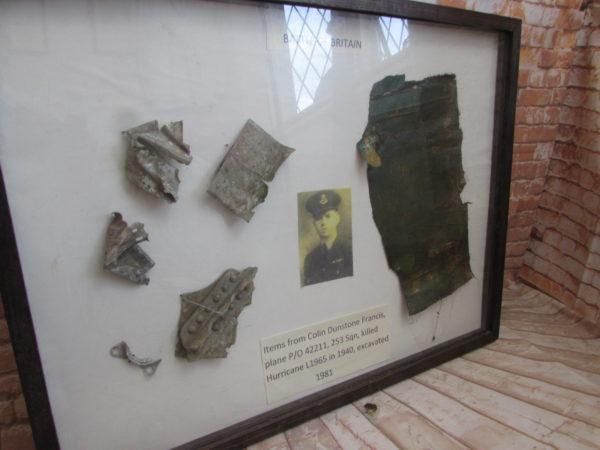 Battle of Britain Hurricane Relics