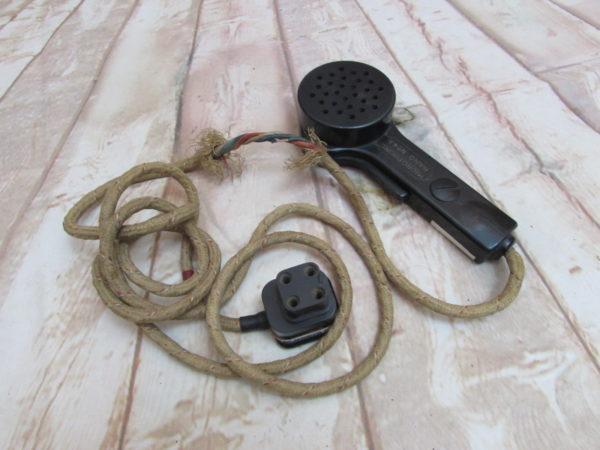 Bakelite No4a Wireless Handset