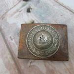 M1895 Prussian Belt Buckle
