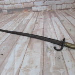 FRENCH 1872 CHASSEPOT BAYONET